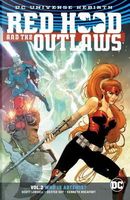 Red Hood and the Outlaws 2 by Scott Lobdell