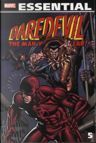 Essential Daredevil, Vol. 5 by Chris Claremont, Gerry Conway, Len Wein, Marv Wolfman, Steve Gerber, Tony Isabella