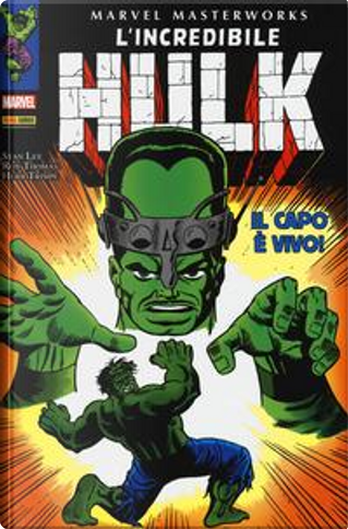 Marvel Masterworks: L'incredibile Hulk vol. 5 by Stan Lee, Roy Thomas