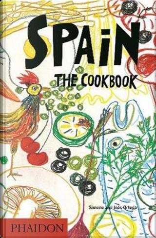 Spain the cookbook by Simone Ortega