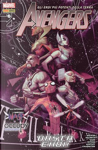 Avengers n. 81 by David F. Walker, Mark Waid