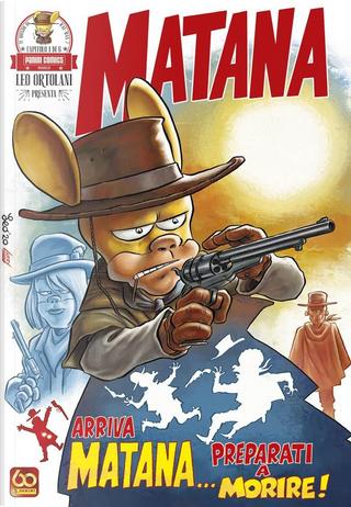 Matana n. 1 by Leo Ortolani