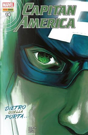 Capitan America n. 84 by Nick Spencer