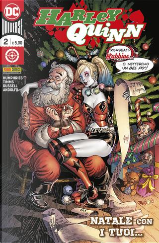 Harley Quinn vol. 2 by John Timms, Sam Humphries