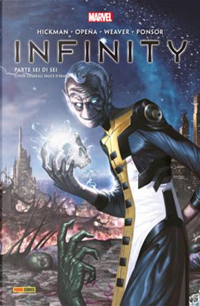 Infinity n. 6 by Frank Tieri, Jonathan Hickman