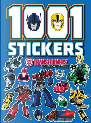 Transformers 1001 Robots in Disguise Stickers by Igloo Books