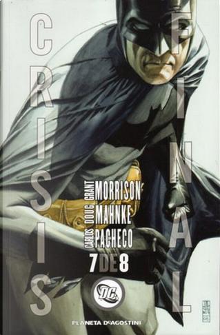 Crisis Final #7 (de 8) by Grant Morrison