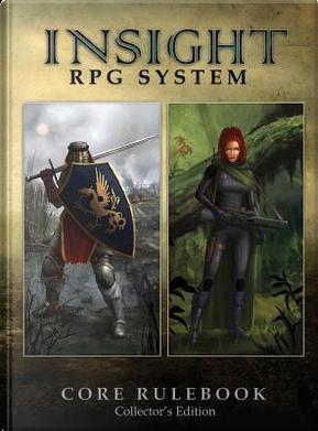 Insight RPG System Core Rulebook by Even V. Røssland