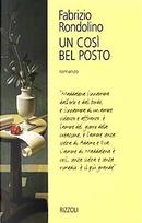 Un cosi bel posto by Fabrizio Rondolino