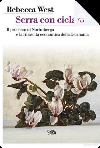 Serra con ciclamini by Rebecca West