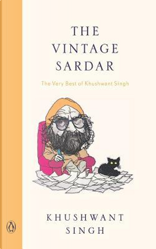Vintage Sardar the New Cover Re by KHUSHWANT SINGH