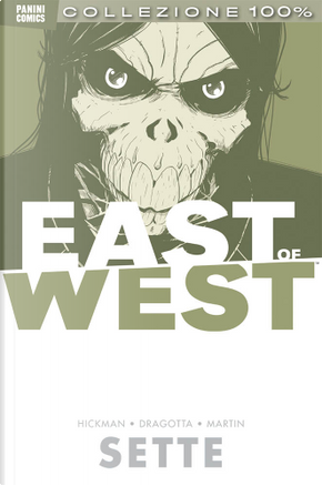 East of West vol. 7 by Jonathan Hickman