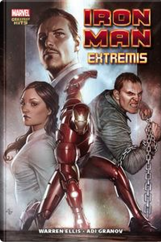 Extremis. Iron Man by Warren Ellis