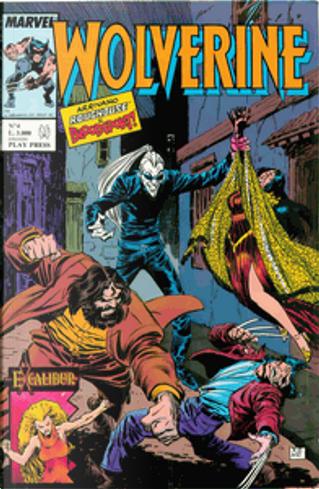 Wolverine n. 4 by Ann Nocenti, Chris Claremont