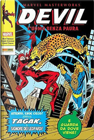 Devil, l'uomo senza paura Vol. 7 by Gerry Conway, Roy Thomas