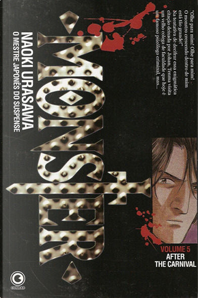 Monster - Volume 5 by Naoki Urasawa