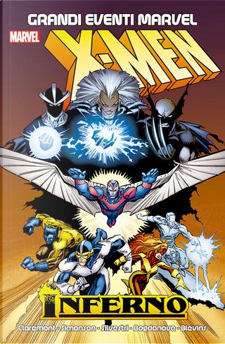 X-Men: Inferno by Louise Simonson, Chris Claremont