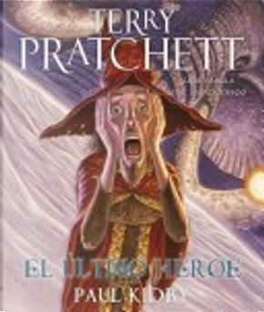 El último héroe by Terry Pratchett