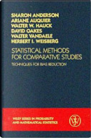 Statistical Methods for Comparative Studies by Sharon Anderson