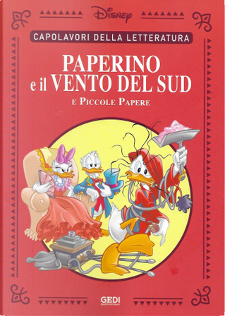 Paperino e il vento del Sud by Claudia Salvatori, Guido Martina
