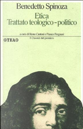 Etica by Spinoza Baruch