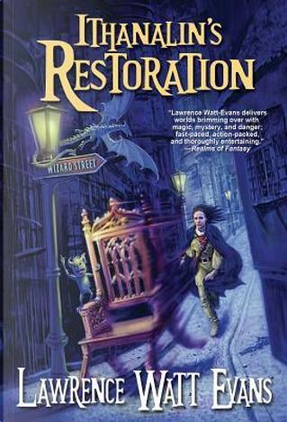 Ithanalin's Restoration by Lawrence Watt-Evans