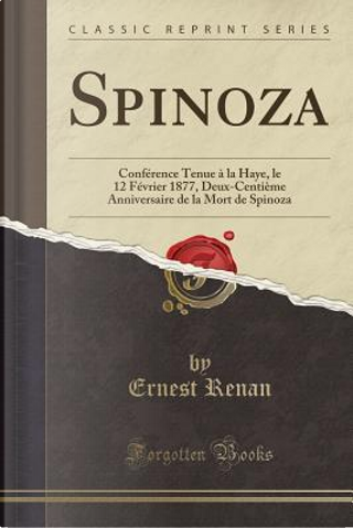 Spinoza by Ernest Renan