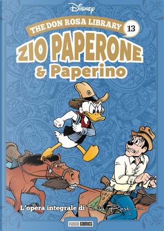 The Don Rosa Library n. 13 by Don Rosa
