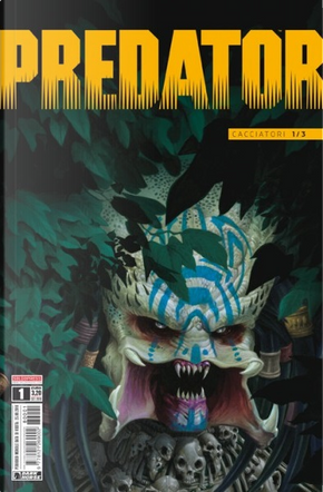 Predator vol. 1 by Chris Warner