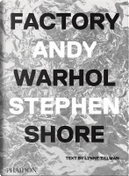 Factory Andy Warhol by Stephen Shore