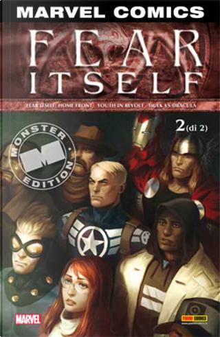 Fear Itself vol. 2 by Christos N. Gage, Mike Mayhew, Mike Norton, Ryan Stegman, Sean McKeever, Victor Gischler