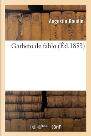 Garbeto de Fablo by Boudin-a