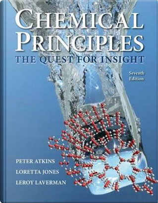 Chemical Principles by Peter Atkins