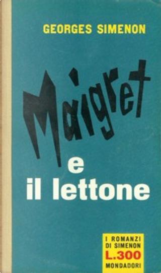 Maigret e il lettone by Elena Cantini, Georges Simenon