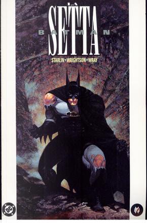 Batman: La setta by Berni Wrightson, Jim Starlin