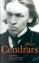Album Cendrars by Blaise Cendrars