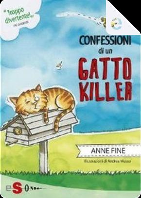 Confessioni di un gatto killer by Anne Fine