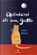 Opinioni di un gatto by Jutta Bauer