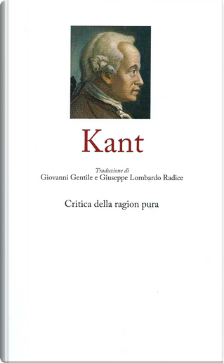 Kant I by Immanuel Kant