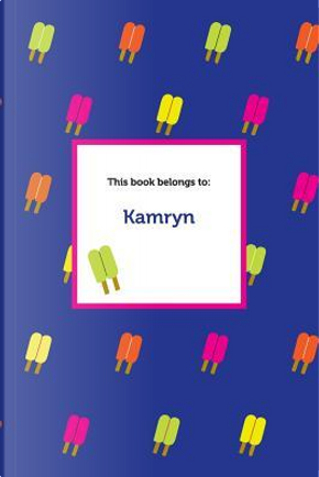 Etchbooks Kamryn, Popsicle, Graph by Etchbooks