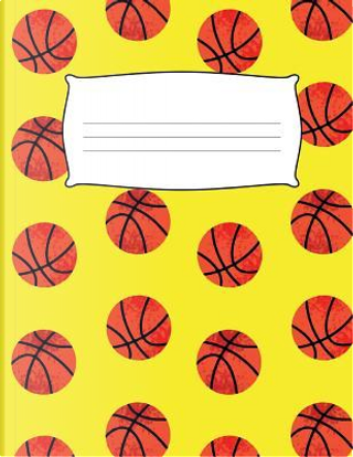 Basketball Primary Journal Composition Notebook by Aguila BB Publications