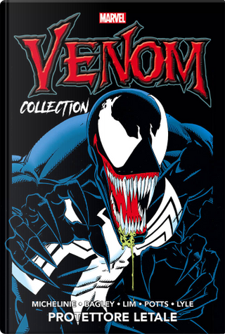 Venom collection vol. 2 by Carl Potts, David Michelinie