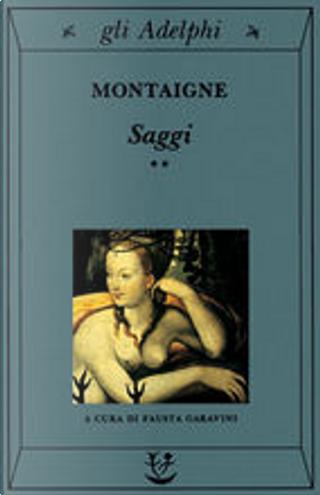 Saggi by Michel de Montaigne