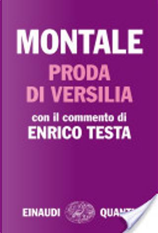 Proda di Versilia by Eugenio Montale