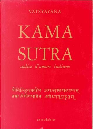 Kama sutra by Vātsyāyana