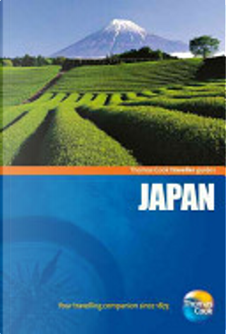 Traveller Guides Japan, 4th by Thomas Cook Publishing