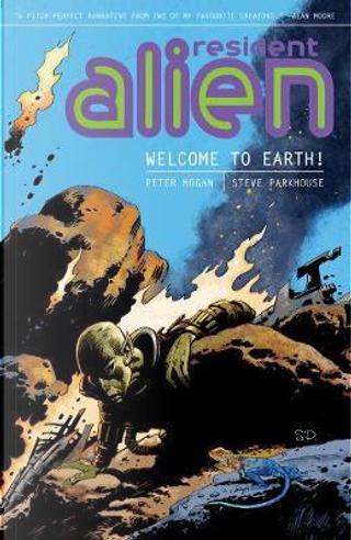 Resident Alien 1 by Peter Hogan