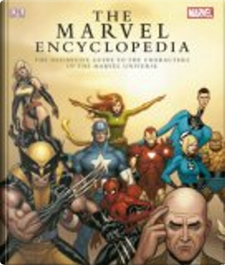 Marvel Encyclopedia by Tom DeFalco
