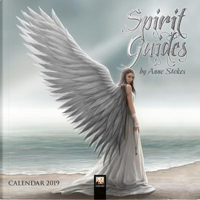 Spirit Guides by Anne Stokes 2019 Calendar by Flame Tree