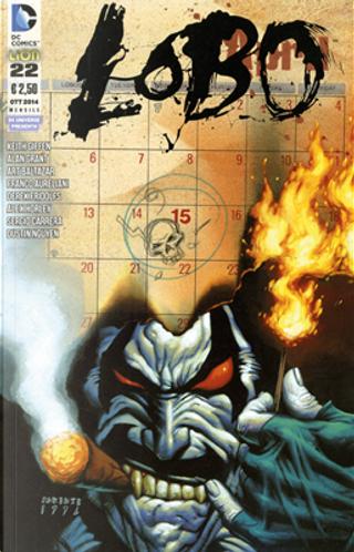 Lobo n. 22 by Franco Aureliani, Art Baltazar, Keith Giffen, Alan Grant, Derek Fridolfs